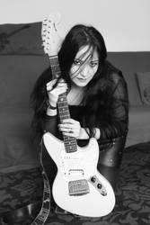 Guitar stock by Eve-VelvetRose