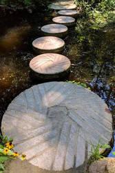 Pond stones by kinyo-spoons