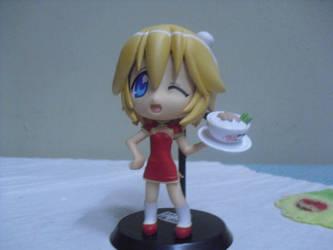 Lucky Star Patricia Figure by MrNataGator