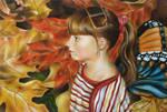 Autumn Butterfly by DianaCastillA