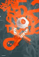 Orange by Lewend