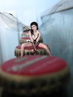 Female Beer Fairy by BreakTheDay