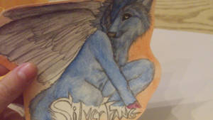 Got it in the Mail!!! by Silverfang98