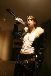 Squall Leonhart by score6