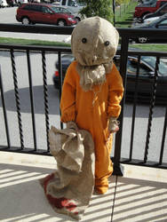 Sam Trick R Treat by haylograve