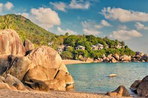 Coral Cove Beach by Stefan-Becker
