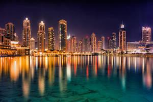 Downtown Dubai by Stefan-Becker
