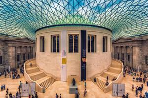 British Museum, London by Stefan-Becker