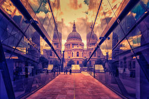 St. Pauls Cathedral, London by Stefan-Becker