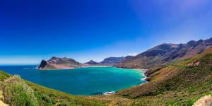 Hout Bay, South Africa by Stefan-Becker