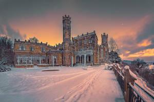 Castle Eckberg by Stefan-Becker