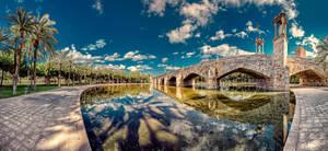Puente del Mar, Valencia by Stefan-Becker