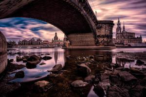 Dresden Historic District by Stefan-Becker