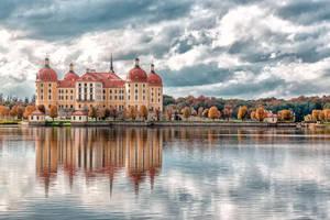 Schloss Moritzburg by Stefan-Becker