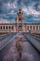 Kronentor (Crown Gate) of Dresden Zwinger by Stefan-Becker