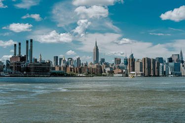 Manhattan, NYC by Stefan-Becker