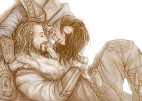The Hobbit: wake up, brother! by kaetiegaard