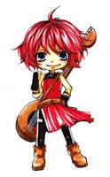 musician chibi by CCann