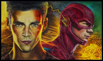 The Fastest Man Alive by TinniTheTwilightGirl