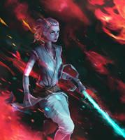 Rey by TheFikser