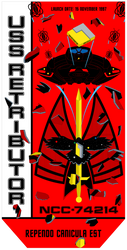 USS Retributor banner by TibodinJay