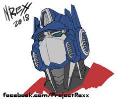 Livestream 1: Optimus Prime Head Flats by Th4rlDEAL