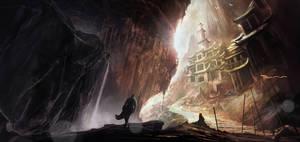 cave dwellings by waqasmallick
