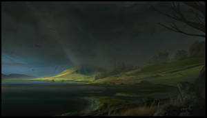 Landscape by waqasmallick