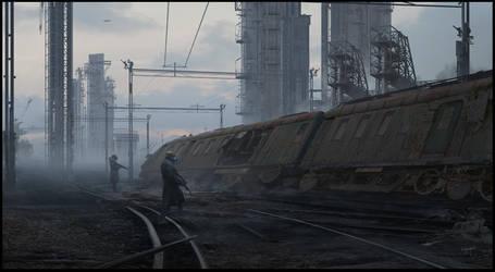 derailed by waqasmallick