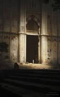 Ruins by waqasmallick