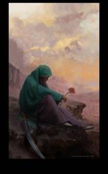 Digital Painting by waqasmallick