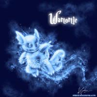 Wartortle Patronus by TheVirusAJG
