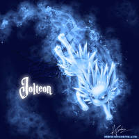 Jolteon Patronus by TheVirusAJG