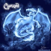 Charizard Patronus by TheVirusAJG