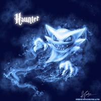 Haunter Patronus by TheVirusAJG