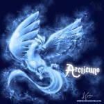 Arcticuno Patronus by TheVirusAJG