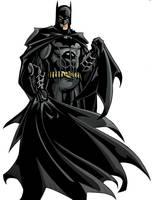 Batman by TimelessUnknown