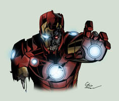 Iron Zombie by TimelessUnknown