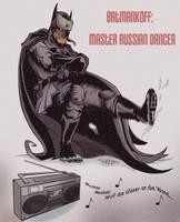 Batmankoff by TimelessUnknown