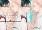 EDIT |86 Man-en no Hatsukoi {Clean Cover-Render} by Yoshi-Akira