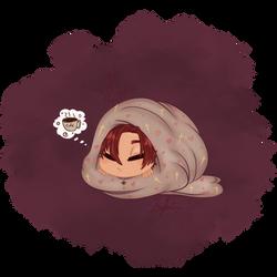 Blanket Baby: Keir by KizunaYui-Studios