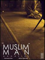 Muslim Man Magazine Cover by alyfahmy