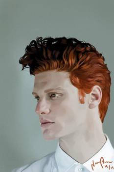 Redhead by Essinvrok