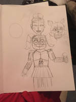 FNaF Sister Location WIP by tord-fml
