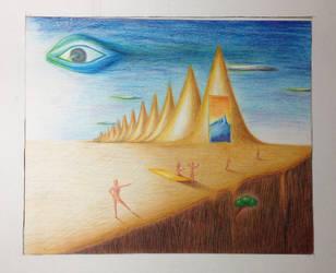 16 Years - Desert by arthurzdrinc