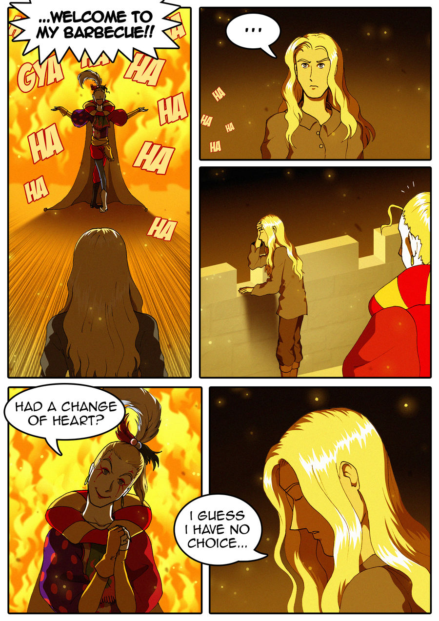 FFVI comic - page 94 by ClaraKerber