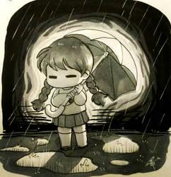 Yume Nikki feelings by ClaraKerber