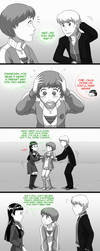Persona 4: Signs of Love (Yukiko's story final) by ClaraKerber