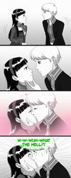 Persona 4: Signs of Love (Yukiko's story pt.2) by ClaraKerber