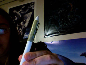 The Life of a Tablet Pen by delbinfang